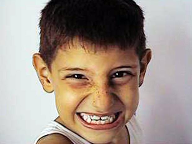 Paulinho Pavesi morreu aos 10 anos após cair, passar por cirurgia e ter os órgãos removidos (Foto: Paulo Pavesi/ Arquivo Pessoal)