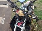 Homem morre em rodovia de Araçatuba após bater moto em cavalo