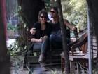 Giselle Itié se casa em segredo com ator que fez musical sobre Cazuza