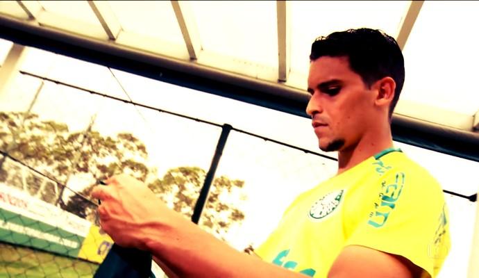 Jean em entrevista para o Esporte Espetacular (Foto: Reprodução TV Globo)