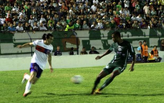 JJ Morales Paraná Icasa (Foto: Divulgação/site oficial do Paraná Clube)