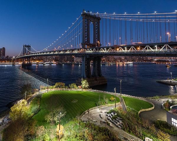 Brooklyn Bridge Park (Foto: Photo by Julienne Schaer)