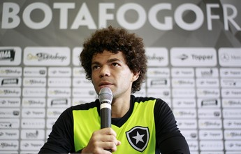 """Cobiçado no Fla, Camilo cita contrato até 2018 e diz: """"Quem sabe estender"""""""