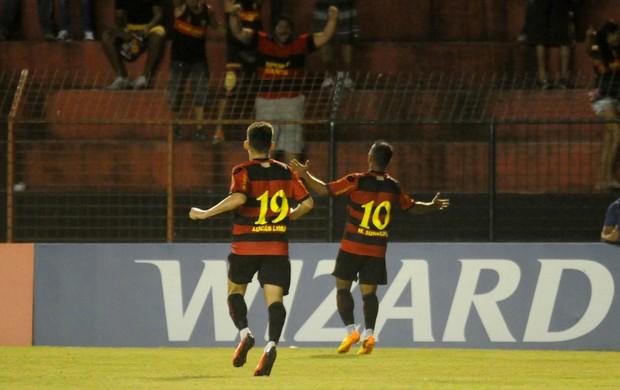sport x ceará (Foto: Aldo Carneiro / Pernambuco Press)