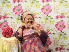 Aos 78 anos, cantora Dona Onete apresenta seu 'chamegado' no RS