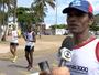 Simulação da passagem da tocha olímpica acontece em Vila Velha, ES