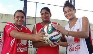 Gandulas Arena Pernambuco (Foto: Daniel Gomes)