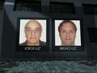 Pai e filho presos na 38ª fase da Lava Jato chegam a Curitiba nesta quinta