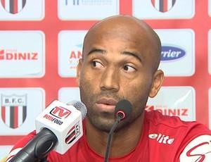 Nunes Botafogo-SP (Foto: Reprodução EPTV)
