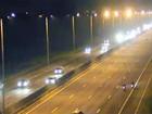 Após lentidão durante tarde, estradas têm trânsito tranquilo à noite no RS