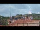 Após PM sair, presos ocupam telhado e trocam ameaças em presídio no RN