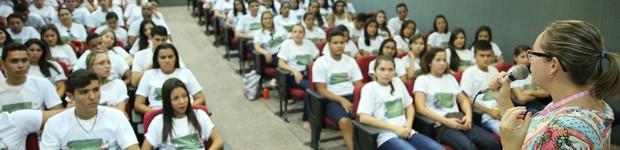 Projeto que auxilia estudantes é lançado em escolas do Ceará (Projeto que auxilia estudantes é lançado em escolas do Ceará (editar título))
