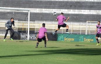 XV viabiliza reforço de última hora e fecha elenco para a Copa Paulista