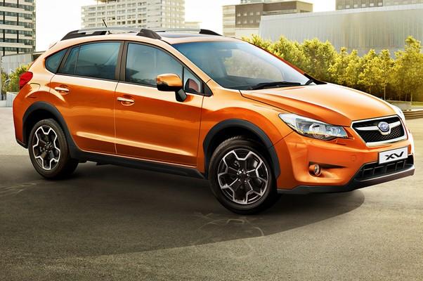 Subaru já vende novas versões do XV e Forester XT