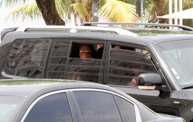 Steven Tyler (Foto: Henrique Oliveira / FotoRioNews)