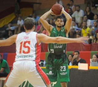 Brasília x Bauru Basket, NBB 9 (Foto: Brito Júnior / Brasília)