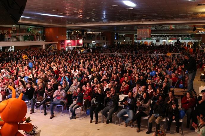 Galpão Crioulo fenadoce Pelotas (Foto: Marcel Streicher/Divulgação)