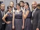 Com mães cantoras, Cluster Sisters revela que talento musical veio do berço