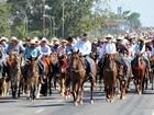 Pela primeira vez, comitivas serão premiadas na cavalgada da Expojipa