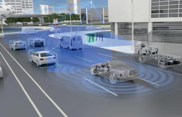 """Inovação 25: comunicação """"Car 2 City"""" (Foto: Autoesporte)"""