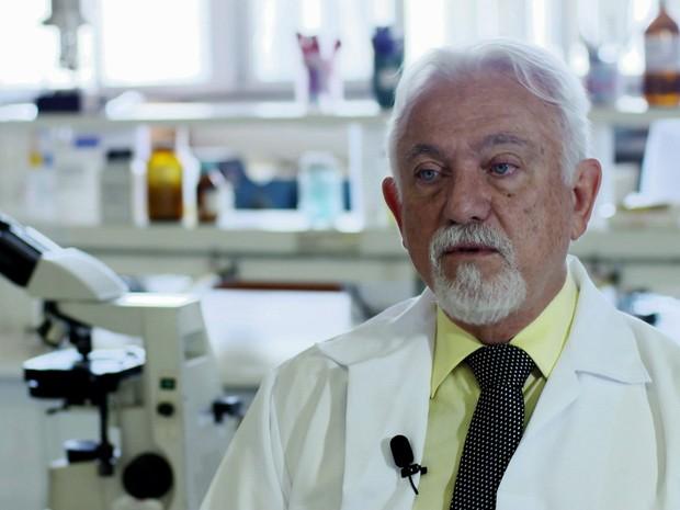 Gerson Pianetti, coordenador do Cedafar e diretor da Faculdade de Farmácia da UFMG (Foto: Reprodução)