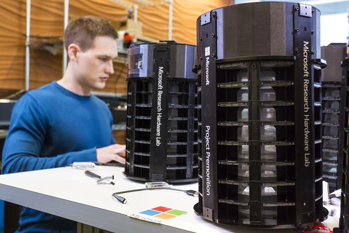 Ethan Jackson, pesquisador da Microsoft que lidera o Project Premonition (Foto: Divulgação/ Microsoft)