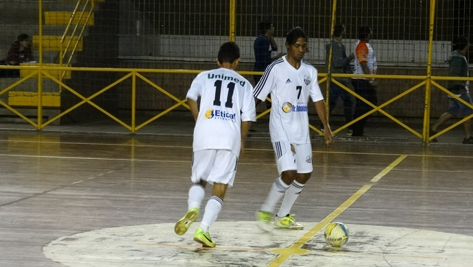 centra futsal (Foto: Vital Florêncio / GloboEsporte.com)