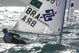 Holandês fica com o título mundial  da Laser e Robert Scheidt é o quinto