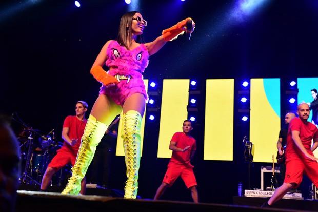 Anitta (Foto: Leo Franco/AgNews)