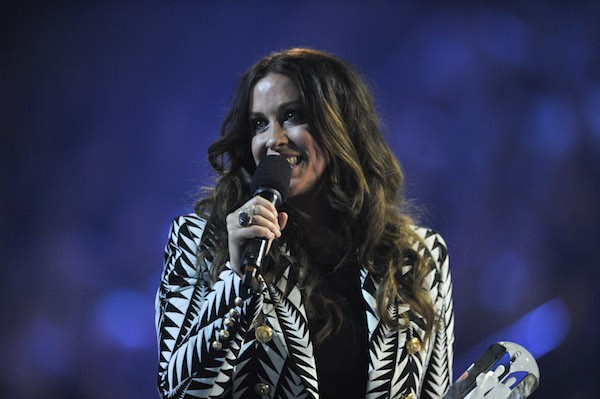A cantora Alanis Morissette (Foto: Getty Images)