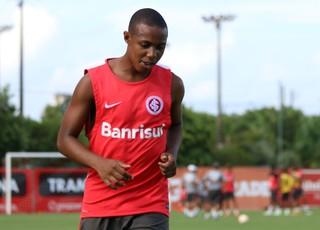 Wellington Martins, volante do Inter (Foto: Diego Guichard)