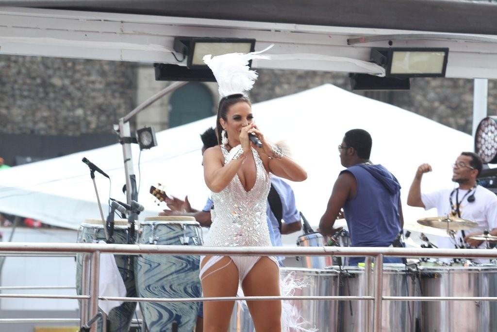 Ivete Sangalo (Foto: THiago Duran/AgNews)