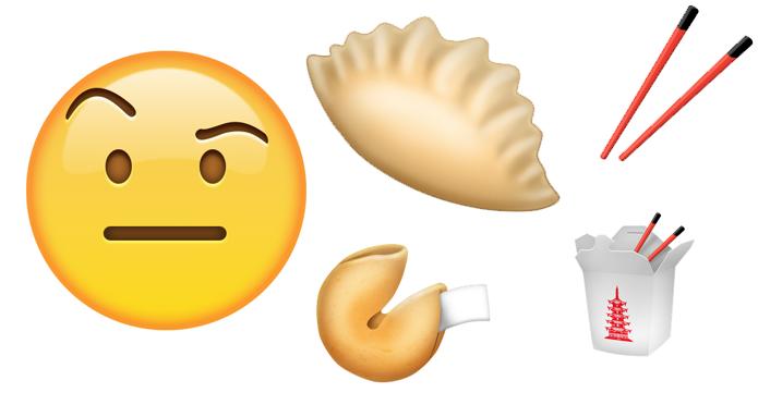 Novos emojis podem valorizar a cultura chinesa e dar mais opção para quem quer parecer desconfiado (Foto: Reprodução/Filipe Garrett)