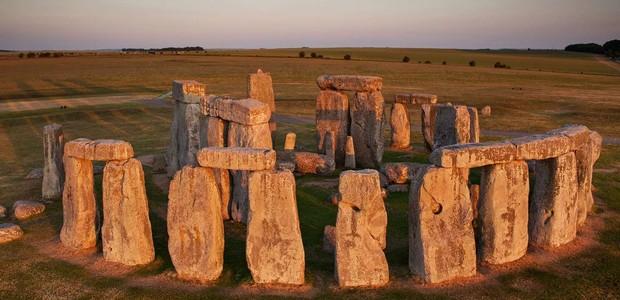 stonehenge (Foto: Reprodução/English-Heritage)