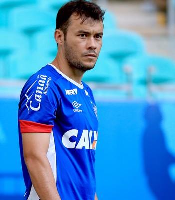 Renato Cajá; Bahia (Foto: Felipe Oliveira/EC Bahia/Divulgação)