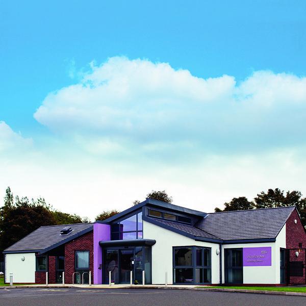 O Halcyon Birth Centre, na Inglaterra, é um centro público de parto normal. No ano passado, o local recebeu um prêmio do Royal College of Midwives (Colégio Real de Parteiras, em tradução livre) (Foto: Michel Filho)