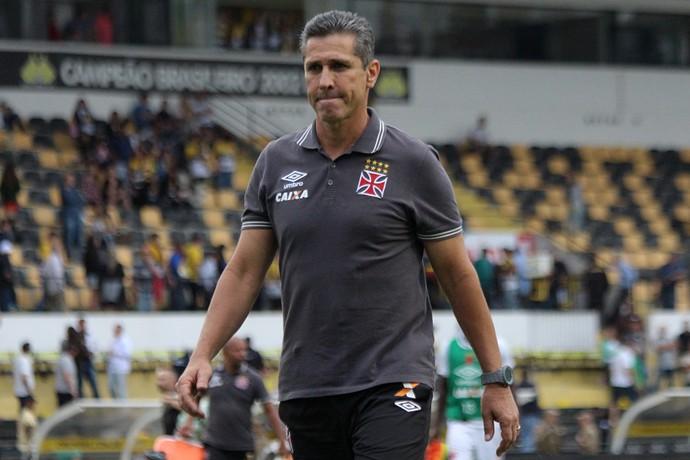 Em dois dias de venda, ingressos para Vasco x Ceará se esgotam