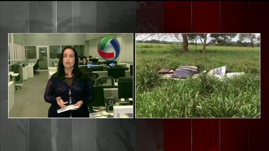 Avião com empresário de SP cai em Mato Grosso do Sul