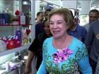Marta diz que vai incentivar o comércio de São Paulo