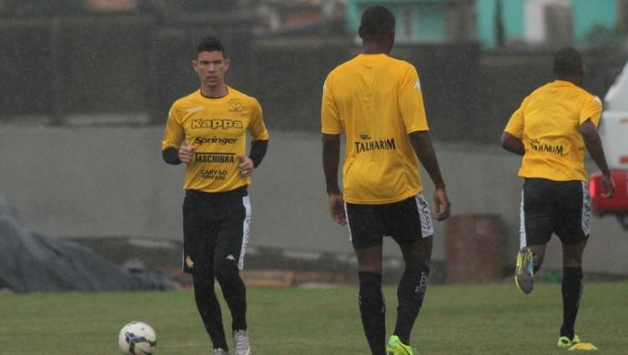 Rodrigo Andrade Criciúma (Foto: Fernando Ribeiro/Criciúma EC)