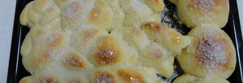 Pão doce (massa mole