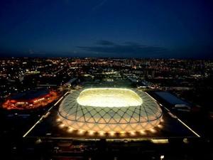 Arena da Amazônia receberá quarto e último jogo da Copa em Manaus (Foto: Chico Batata)