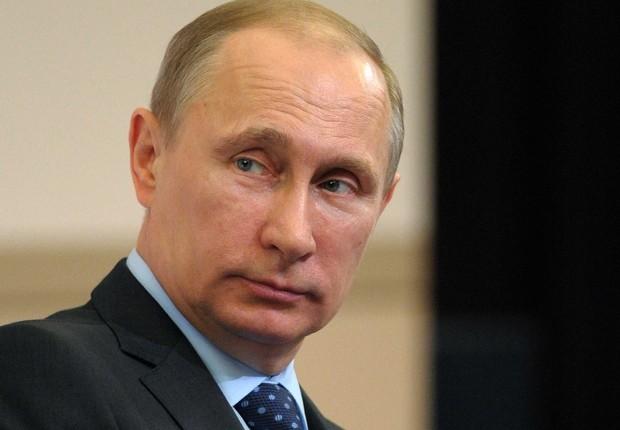 O presidente da Rússia, Vladimir Putin (Foto: Konstantin Zavrazhin/Getty Images)
