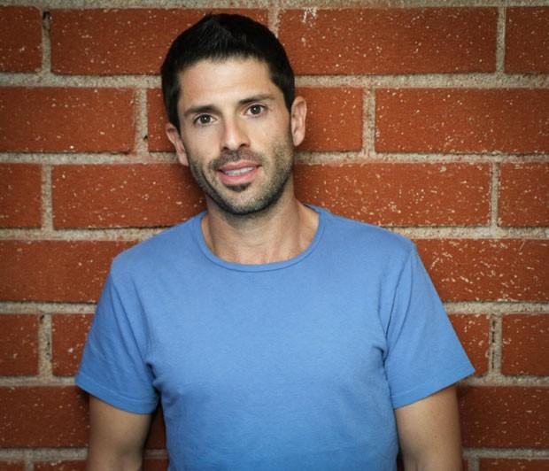 Joel Simkhai, fundador e presidente-executivo do Grindr, aplicativo de relacionamento gay. (Foto: Divulgação/Grindr)