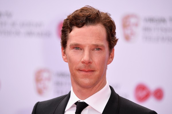 O ator Benedict Cumberbatch (Foto: Getty Images)