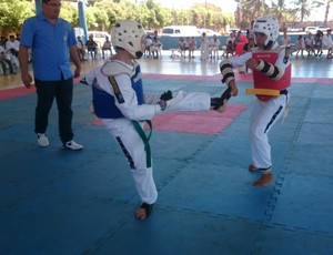 Rondoniense de Taekwondo, em Ji-Paraná (Foto: Federação Rondoniense de Taekwondo/Divulgação)