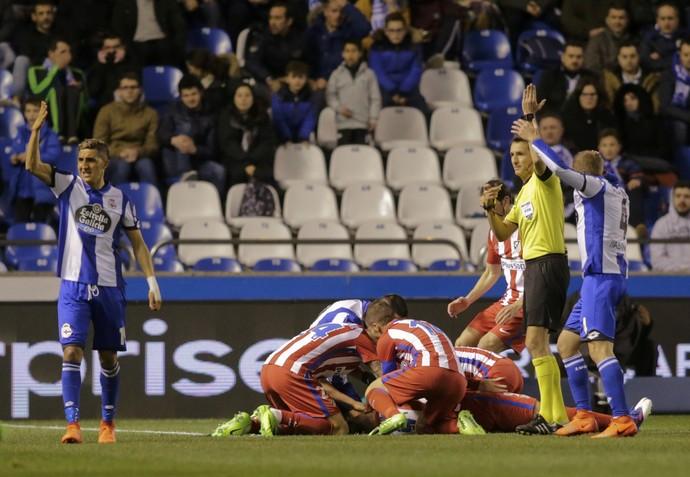 Fernando Torres Atlético de Madrid Deportivo La Coruña (Foto: Miguel Vidal / Reuters)
