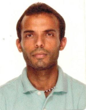 Professor de ensino fundamental Sérgio Laureano de Mendonça, de 34 anos (Foto: Divulgação/Arquivo da Prefeitura de Caguaretama)