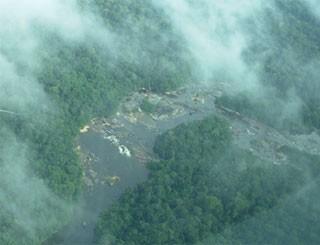 rio anamu amazonia (Foto: Força 3/Divulgação)