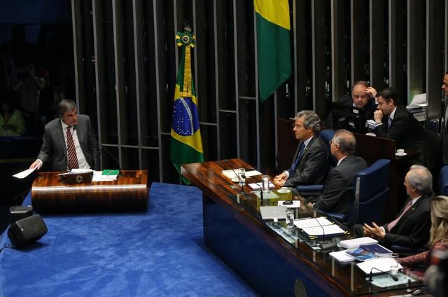 Processo de impeachment (Foto: Ailton de Freitas)